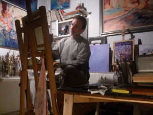 Pintura Meditativa, Javier Torras